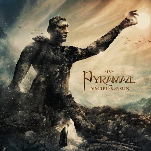 Pyramaze - Disсiрlеs Оf Тhе Sun (2015)