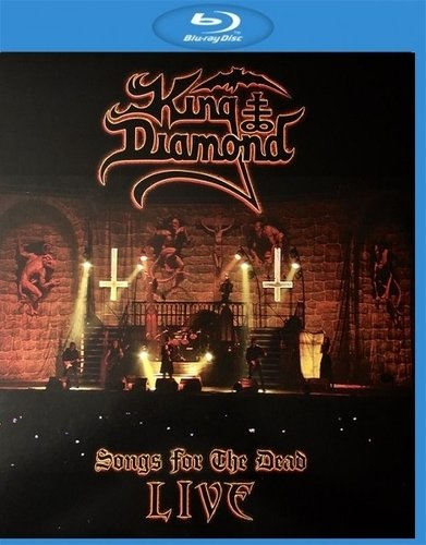 King Diamond - Songs For The Dead - Live (2019) (BDRip, 1080p)