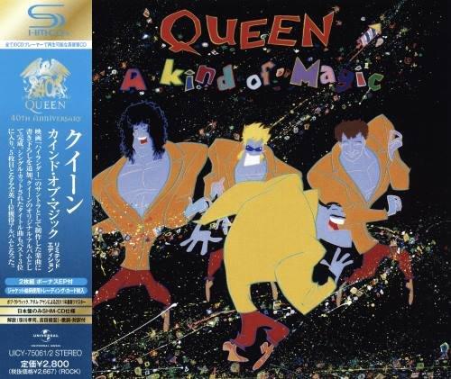 Queen - А Кind Оf Маgiс [Jараnеsе Еditiоn] (1986) [2011]