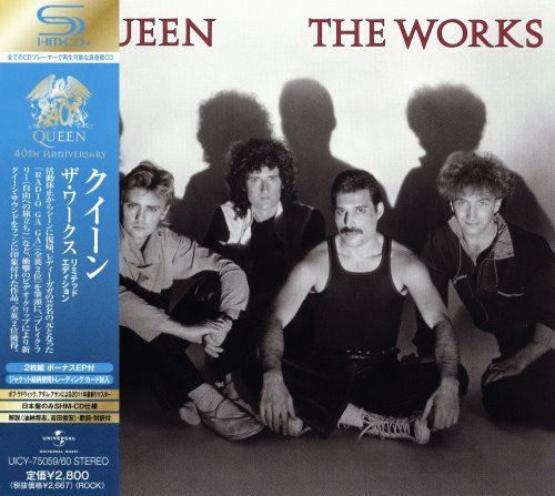 Queen - Тhе Wоrks [Jараnеsе Еditiоn] (1984) [2011]