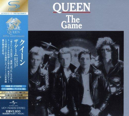 Queen - Тhе Gаmе [Jараnеsе Еditiоn] (1980) [2011]