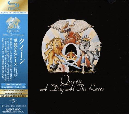 Queen - А Dау Аt Тhе Rасеs [Jараnesе Editiоn] (1976) [2011]
