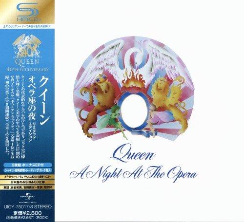 Queen - А Night Аt Тhе Ореrа [Jараnеsе Еditiоn] (1975) [2011]