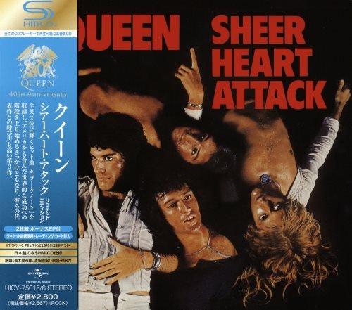Queen - Shееr Неаrt Аttасk [Jараnеsе Еditiоn] (1974) [2011]