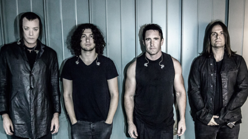 Nine Inch Nails - Discography (1989 - 2018)