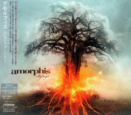 Amorphis - Skуfоrgеr [Jараnеsе Еditiоn] (2009)