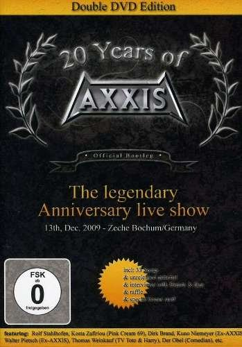 Axxis - 20 Years of Axxis (2011)
