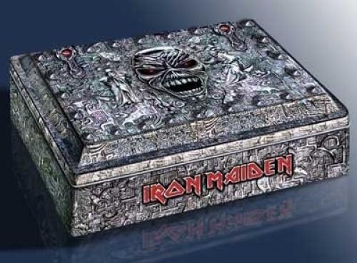 Iron Maiden - Eddie's Archive (2002)