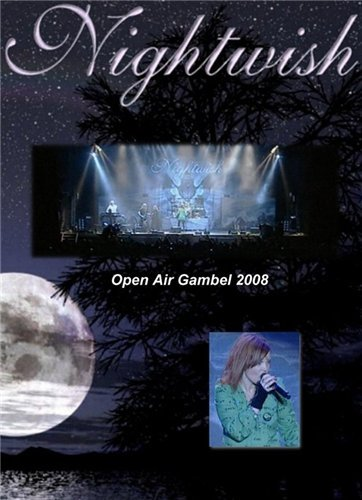 Nightwish - Live At Gampel Open Air 2008