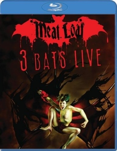 Meat Loaf - 3 Bats Live (2007) (BDRip, 1080p)