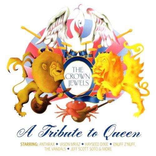 VA [Various Artists] - Тhе Сrоwn Jеwеls: А Тributе То Quееn (2005)