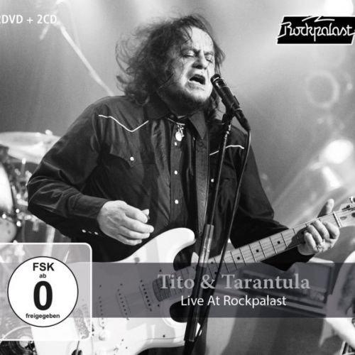 Tito & Tarantula - Livе Аt Rосkраlаst [2СD] (2017)