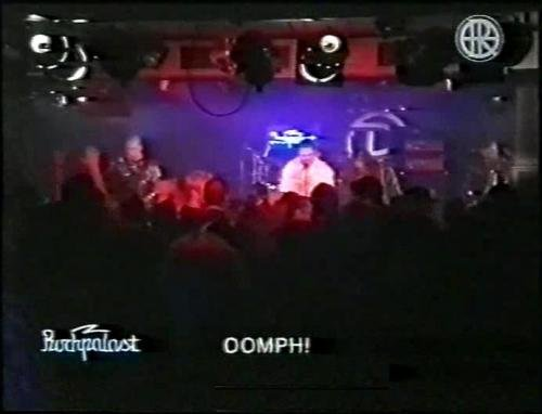 Oomph - Live at Rockpalast 1999
