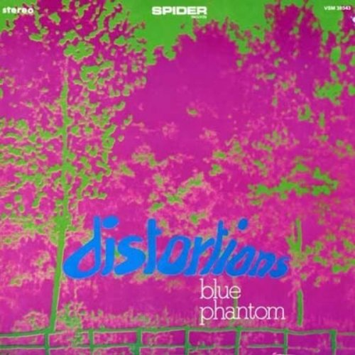 Blue Phantom - Distortions (1971)