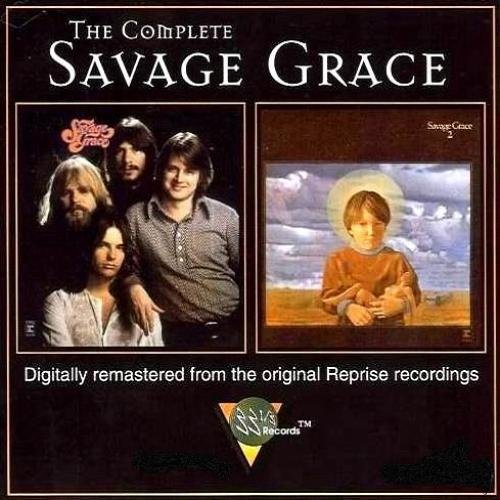 Savage Grace - The Complete Savage Grace 1970-71 (1998)