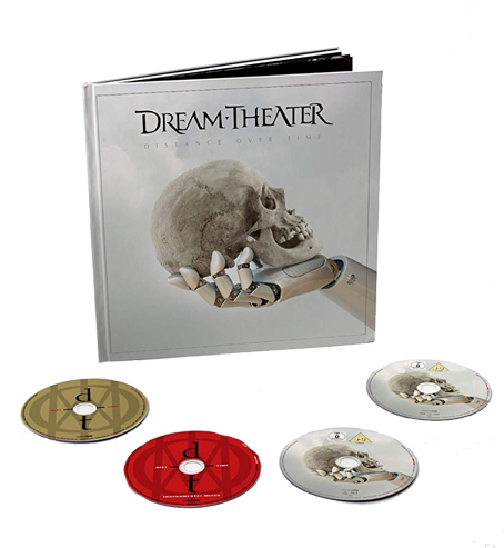 Dream Theater - Discography (1989-2020)