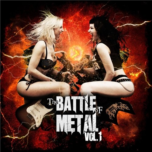 Various Artists - The Battle of Metal (Vol 1-5) (2018)