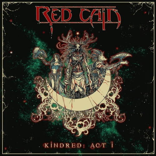 Red Cain - Kindred: Act I (2020)