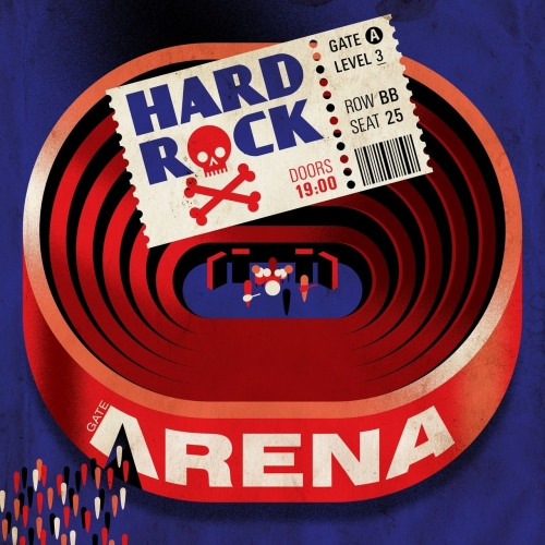 Various Artists - Hard Rock Arena (2019)