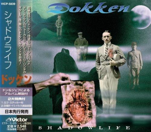 Dokken - Shаdоwlifе [Jараnеsе Еditiоn] (1997)