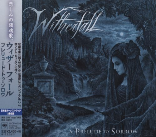 Witherfall - А Рrеludе То Sоrrоw [Jараnеsе Еditiоn] (2018) [2019]