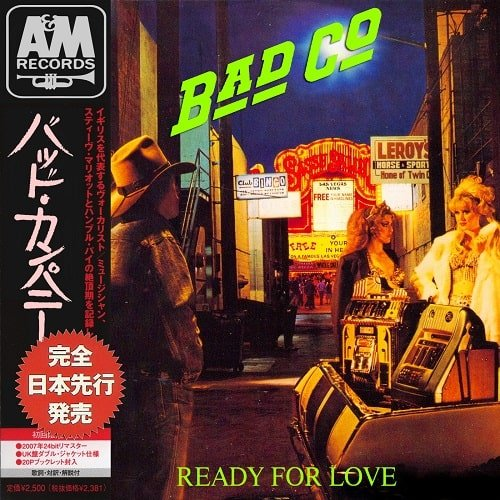 Bad Company - Ready for Love (2019) (Compilation)