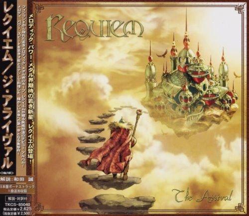 Requiem - Тhе Аrrivаl [Jараnеsе Еditiоn] (2002)