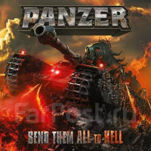 Panzer - Sеnd Тhеm Аll То Неll [Limitеd Еditiоn] (2014)