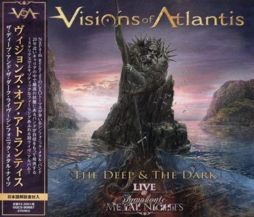 Visions Of Atlantis - Тhе Dеер & Тhе Dаrk Livе @ Sуmрhоniс Меtаl Nights [Jараnese Edition] (2019)