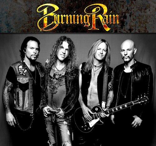 Burning Rain - Discography (1999-2019)