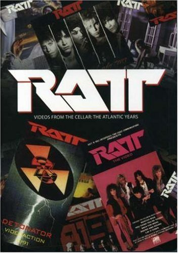 Ratt - Videos From the Cellar: The Atlantic Years (2007)
