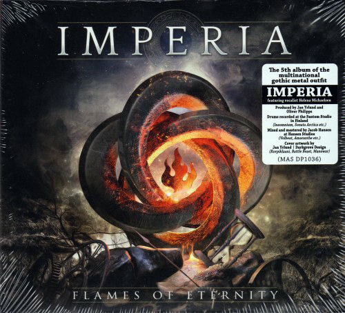 Imperia - Flames of Eternity (Limited Edition) (2019)