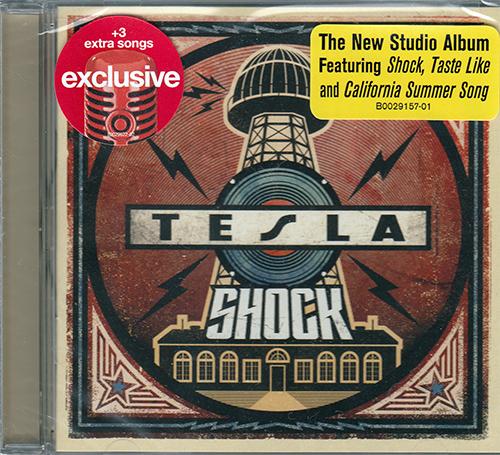 Tesla - Shock [Target Exclusive] (2019)