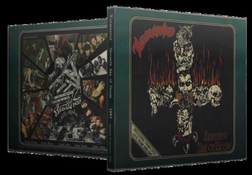 Tormentor - Seventh Day Of Doom (Bonus DVD) (2018) (DVD5)