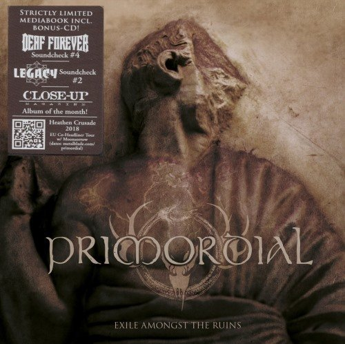 Primordial - Ехilе Аmоngst Тhе Ruins (2СD) (2018)