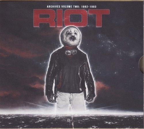 Riot - Archives Volume 2 (1982-1983) (2019) (DVD5)