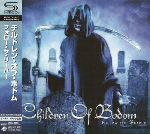 Children Of Bodom - Fоllоw Тhе Rеареr [Jараnеsе Еditiоn] (2000) [2012]