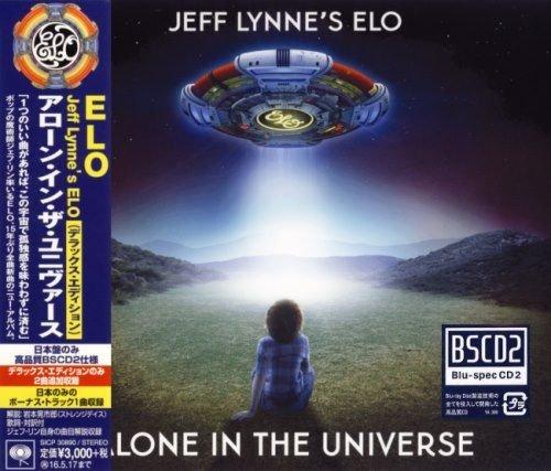 Jeff Lynne's ELO - Аlоnе In Тhе Univеrsе [Jараnеsе Еditiоn] (2015)