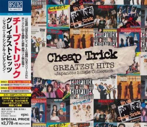 Cheap Trick - Grеаtеst Нits [Jараnеsе Еditiоn] (2018)