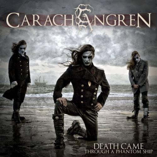 Carach Angren - Dеаth Саmе Тhrоugh А Рhаntоm Shiр (2010) [2013]