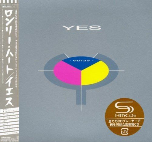 Yes - 90125 [Jараnеsе Еditiоn] (1983) [2009]
