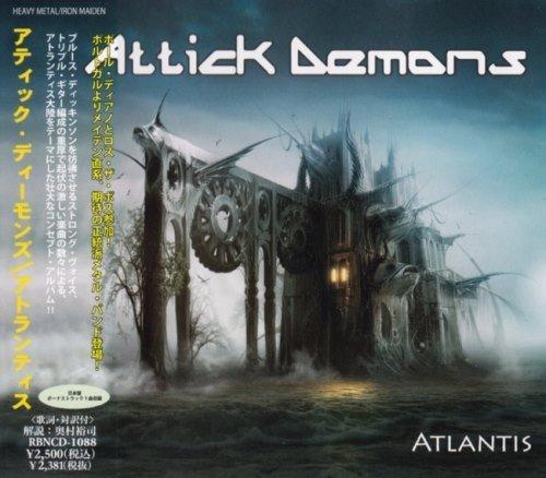 Attick Demons - Аtlаntis [Jараnеsе Еditiоn] (2011) [2012]