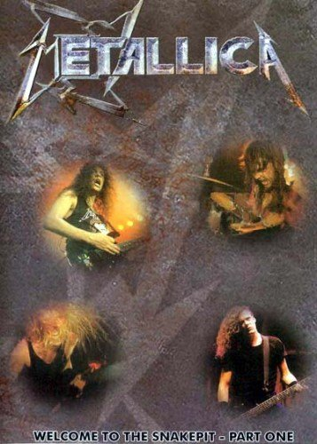 Metallica - Welcome To The Snakepit - Live in Holland 1992 [DVDRip]