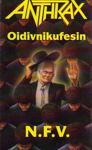 Anthrax - Oidivnikufesin 1988 (2008)