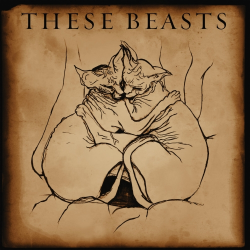 These Beasts - These Beasts (EP) (2019)