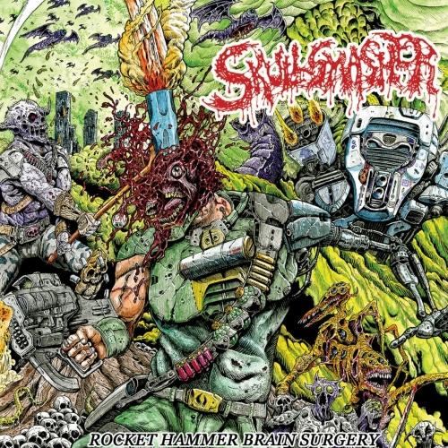 Skullsmasher - Rocket Hammer Brain Surgery (2019)