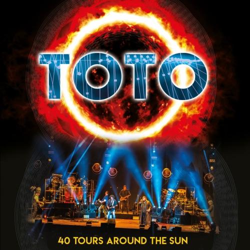Toto - 40 Tours Around the Sun (2019) (BDRip, 720p)
