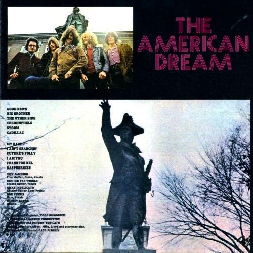 The American Dream - The American Dream (1970)