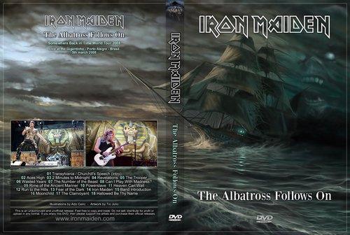 Iron Maiden - The Albatross Follows On (2008) (DVD5)