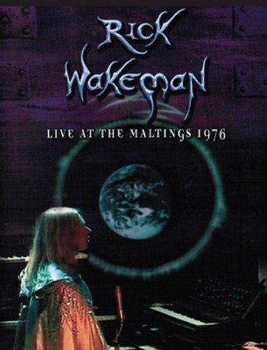 Rick Wakeman - Live At The Maltings 1976 (2013)